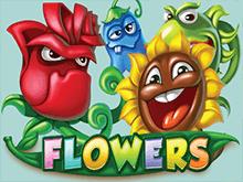 Игровой автомат Цветы от онлайн казино Джокер.
